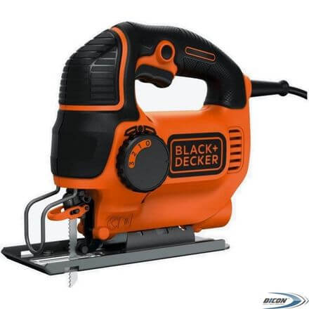 Электролобзик Black & Decker KS901PEK