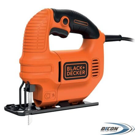 Электролобзик Black & Decker KS501-XK