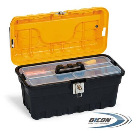 "Box pentru instrumente PORT-BAG SM.01 16"" Strongo Metal"