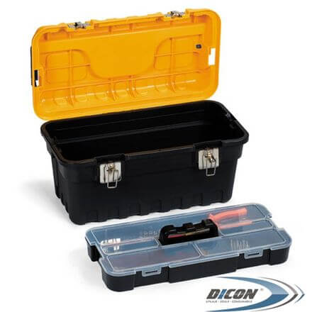 "Box pentru instrumente PORT-BAG SM.03 21"" Strongo Metal"